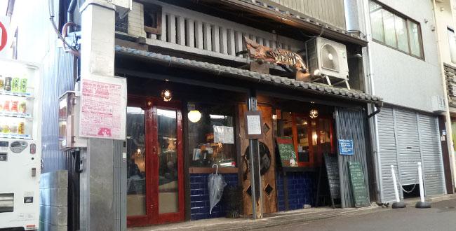 京都三条会商店街|サラサ3