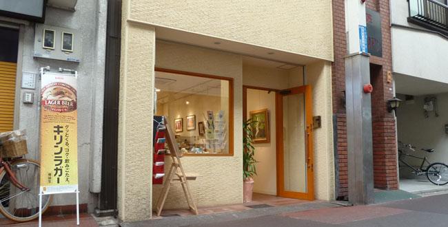 京都三条会商店街|ギャラリー幹