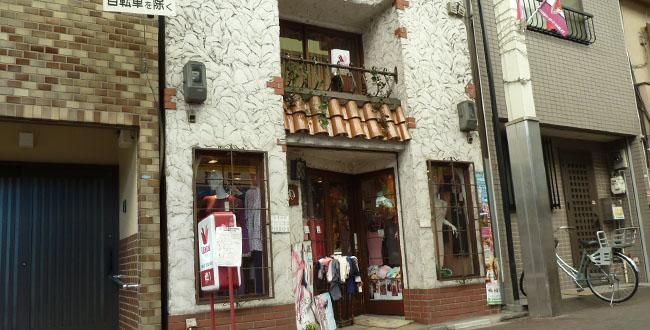 京都三条会商店街|裸幻