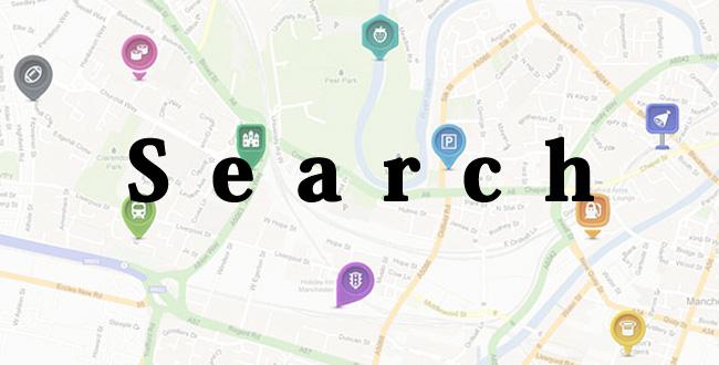 三条会商店街 地図からお店を探す