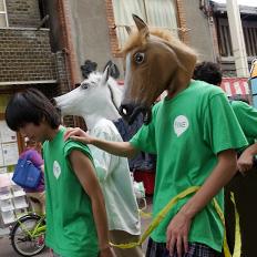 三条会イベントアーカイブ|仮装パレード