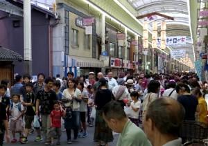 七夕夜市|三条会商店街|7月のイベント